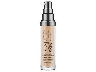 Urban Decay Naked Skin Weightless Ultra Definition Liquid Makeup, Shade 2, 1.0 fl oz