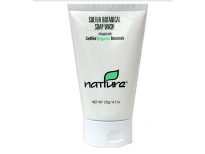 Nature Pure Nature Sulfur Botanical Soap Wash, 4.3 oz