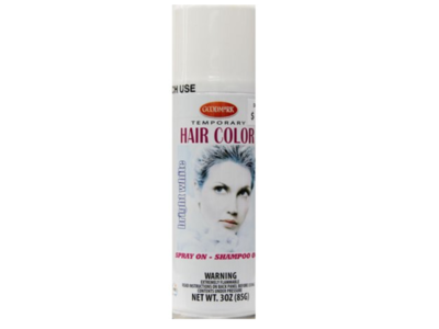 Goodmark Temporary Hair Color, Bright White, 3 oz