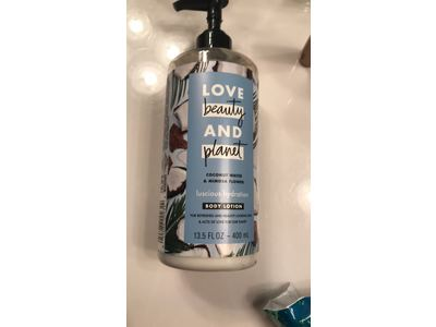 Love Beauty and Planet Coconut Water & Mimosa Flower Body Lotion, Luscious Hydration, 13.5 fl oz (Pack of 2) - Image 3