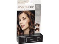 Cover Your Gray Hair Color Touch-Up Stick, Black, 0.15 oz - Image 2