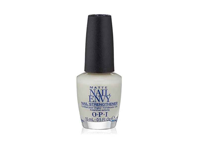 OPI Nail Envy Nail Strengthener, Matte, 0.5 fl. oz. Ingredients and ...