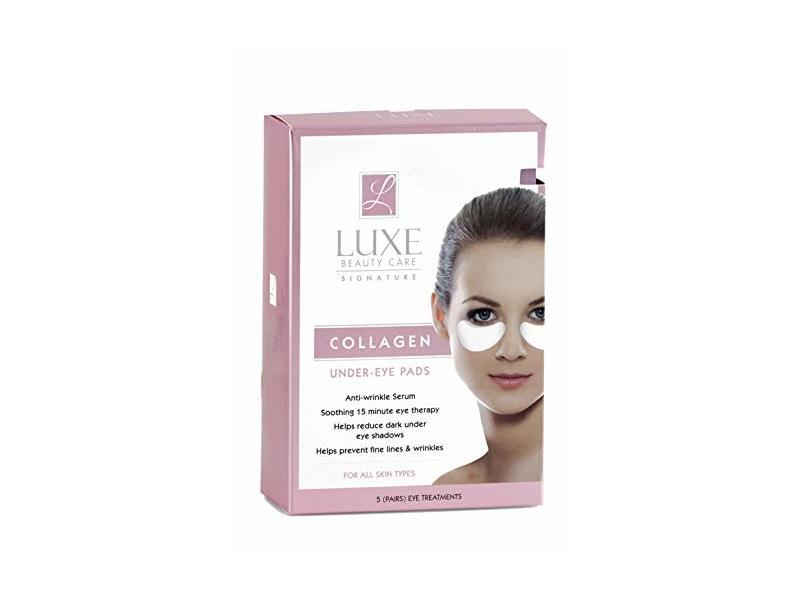 Luxe Collagen Under-Eye Pads, 1 Pair