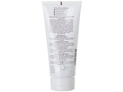 The Organic Pharmacy Rose Conditioning Shampoo 200 ml - Image 3