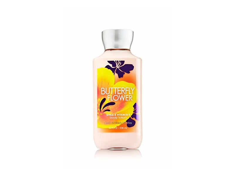 Bath & Body Works Butterfly Flower Shea & Vitamin E Body Lotion