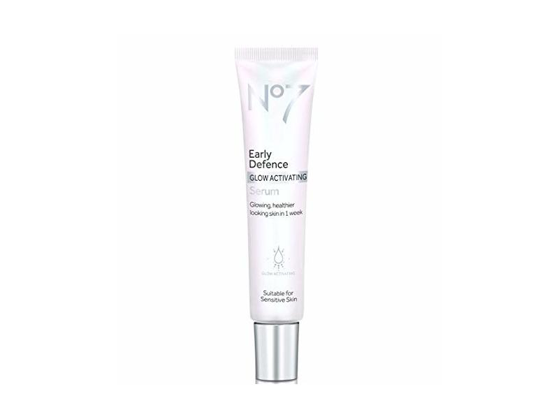 No7 Early Defence GLOW ACTIVATING Serum