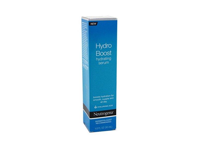 Neutrogena Hydro Boost Hydrating Serum, 1 Ounce (30ml)
