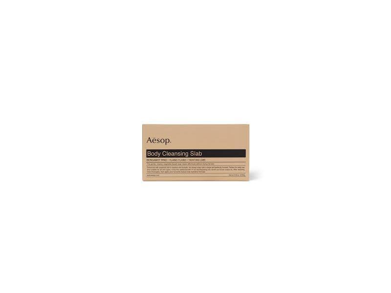 Aesop Body Cleansing Soap Slab, 3.5 oz