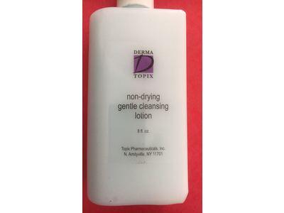 DermaTopix Non-Drying Gentle Cleansing Lotion, 8 fl oz - Image 4