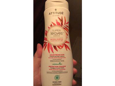 Attitude Natural Color Protection Shampoo, Super Leaves, 16 fl oz - Image 3