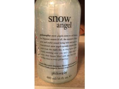 Philosophy Snow Angel Shower Gel, 16 Ounce - Image 3