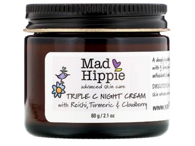 Mad Hippie Triple C Night Cream, 2.1 oz/60 g