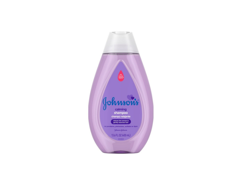 Johnson's Calming Shampoo, 13.6 fl oz/400 mL