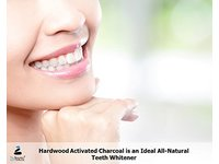 Zen Principle Natural Charcoal Tooth Whitening Powder & Mouth Cleanser - Image 3