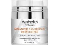 Aesthetics Naturals Advanced 2.5% Retinol Moisturizer, 1.7 fl oz - Image 2