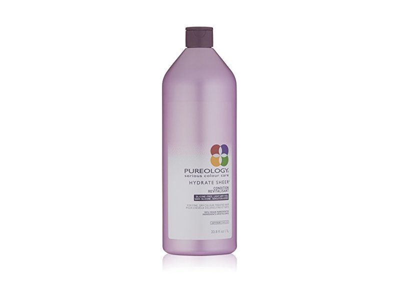 Pureology Hydrate Sheer Conditioner, 33.8 Fl Oz