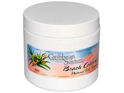 Caribbean Solutions Self Tanner, Beach Colours, 6 OZ 2 Pack