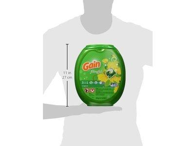 Gain Flings Original Laundry Detergent Pacs, 81 Count - Image 4