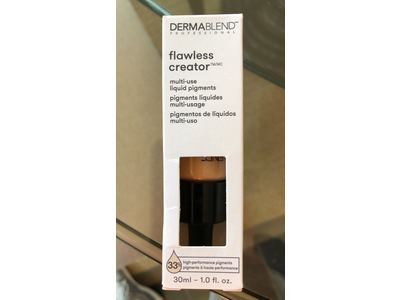 Dermablend Flawless Creator Multi-Use Liquid Pigments, 30N, 1 fl oz - Image 3