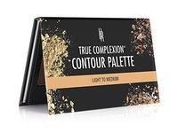 Black Radiance True Complexion Contour Palette, Light to Medium, 0.38 Ounce - Image 6