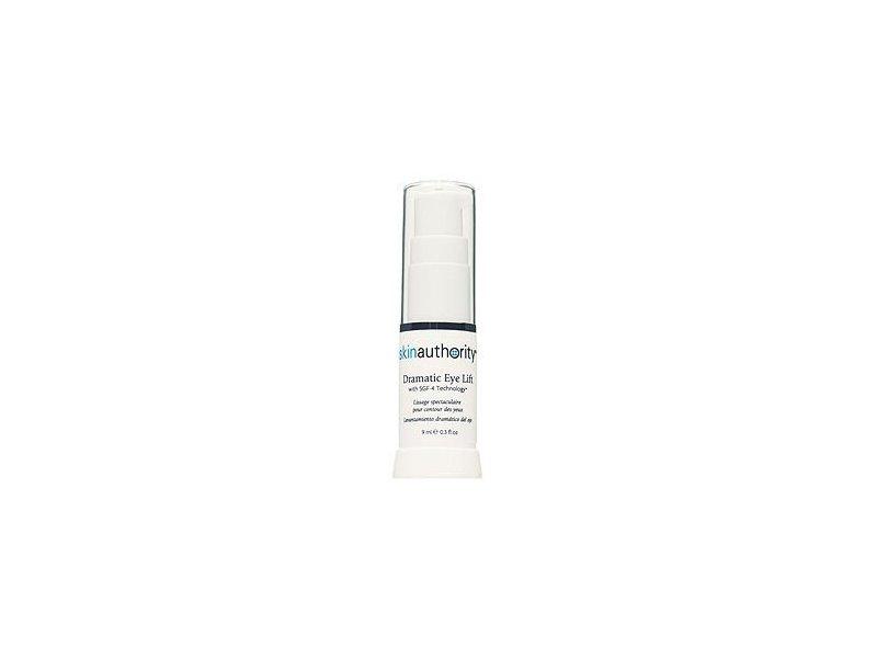 Skin Authority Dramatic Eye Lift With SGF-4 Technology, 0.5 oz.