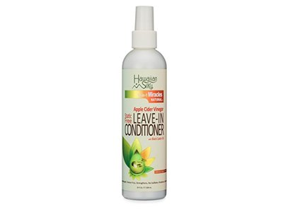 Static-Free Leave-in Conditioning Spray - Apple Cider Vinegar 8 oz