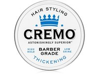 Cremo Premium Barber Grade Hair Styling Thickening Paste, High Hold, Low Shine, 4 Oz - Image 9