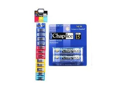 OraLabs Chap Ice Lip Balm, Case of 36