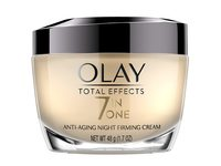Olay Total Effects Night Firming Cream Face Moisturizer - Image 2