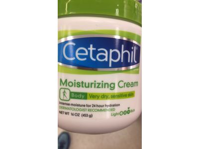 Cetaphil Moisturizing Cream for Very Dry/Sensitive Skin, 16 oz (3 count) - Image 6