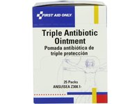 Water Jel Triple Antibiotic Ointment Pack, 0.5 Gram, 25-Count Boxes (Pack of 3) - Image 5