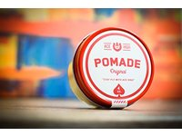 Ace High Pomade, Strong Hold, Natural Shine, Water Based, Hand Crafted, 4oz - Image 5