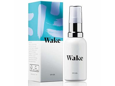 Wake Skincare Eye Gel, 1 fl oz/30 mL