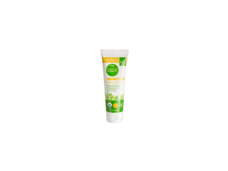 Simple Truth Organic Honey Blossom Baby Lotion, 8 fl oz
