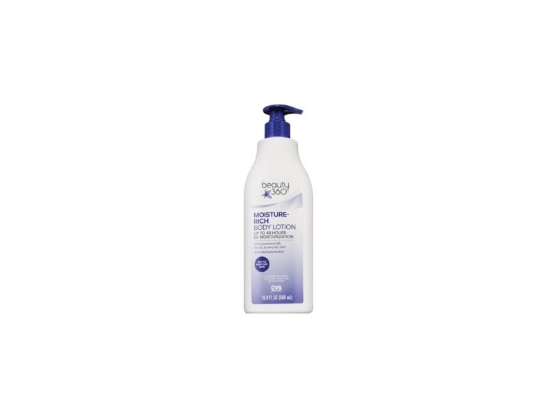 Beauty 360 Moisture-Rich Body Lotion