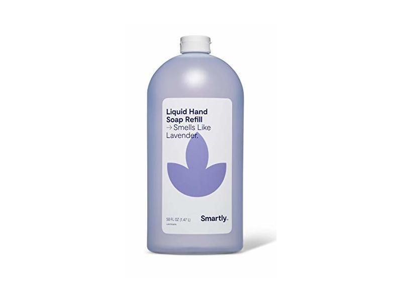 Smartly Scented Liquid Hand Soap, Lavender, 50 Fl Oz