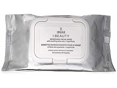 Image Skincare I Beauty Refreshing Facial Wipes, 30 Count