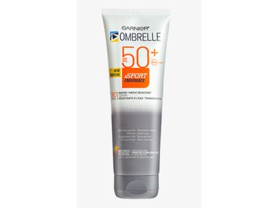 Garnier Ombrelle Sport Endurance, SPF 50+, 231 ml - Image 1