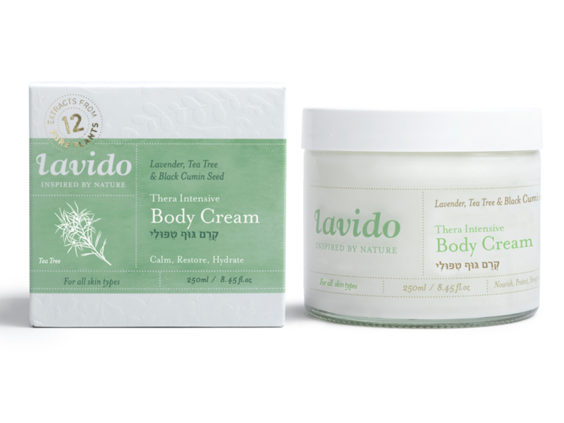 Lavido Thera-Intensive Body Cream, 8.45 fl oz