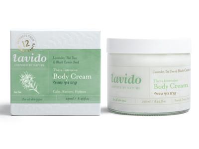 Lavido Thera-Intensive Body Cream, 8.45 fl oz