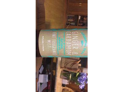 Bath and Body Works Fine Fragrance Mist Ginger and Cardamom, 6 oz - Image 3