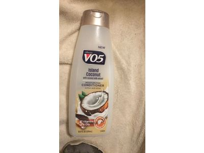 VO5 Silky Moisturizing Conditioner, Island Coconut, 12.5 fl oz - Image 3