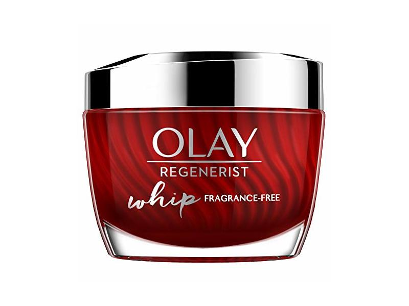 Olay Regenerist Whip Face Moisturizer, Fragrance-Free, 1.7 oz