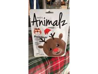 MasqueBar Pretty Animalz Reindeer Sheet Mask Gray, 0.71 fl oz - Image 3