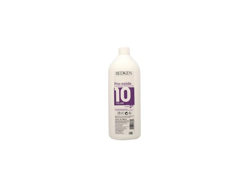 Redken Pro-Oxide Cream Developer, 10 Volume 3% Cream