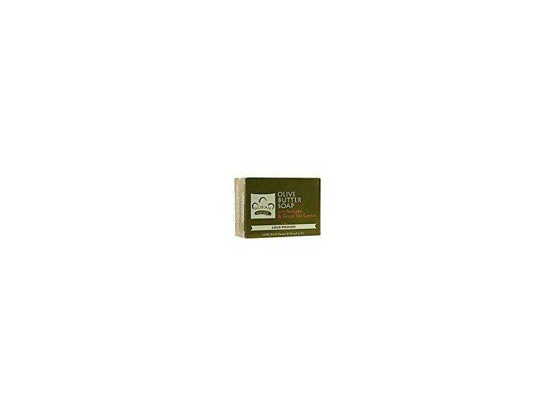 Nubian Heritage Olive Oil & Green Tea Bar Soap