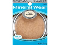 Physicians Formula Mineral Wear Talc-free Mineral Face Powder, Beige, 0.3-Ounces - Image 5