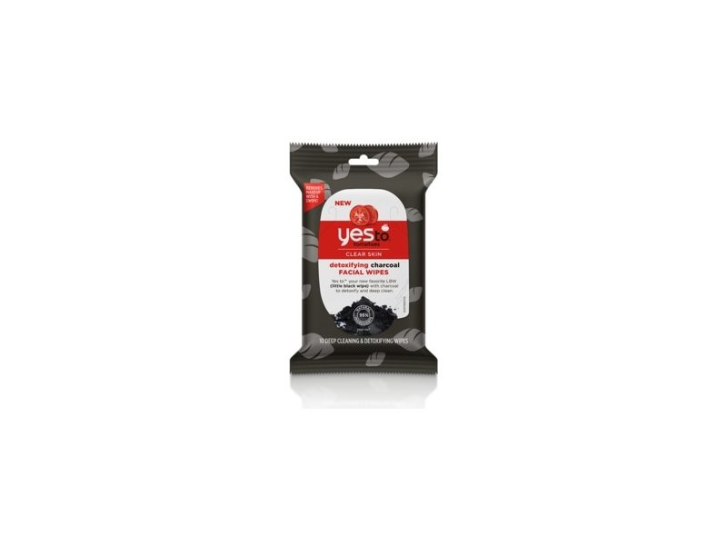 Yes to Tomatoes Charcoal Facial Wipes