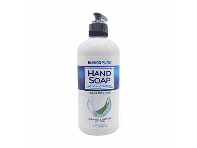 Enviropure, Hand Soap, Fragrance-Free, 16 Ounce