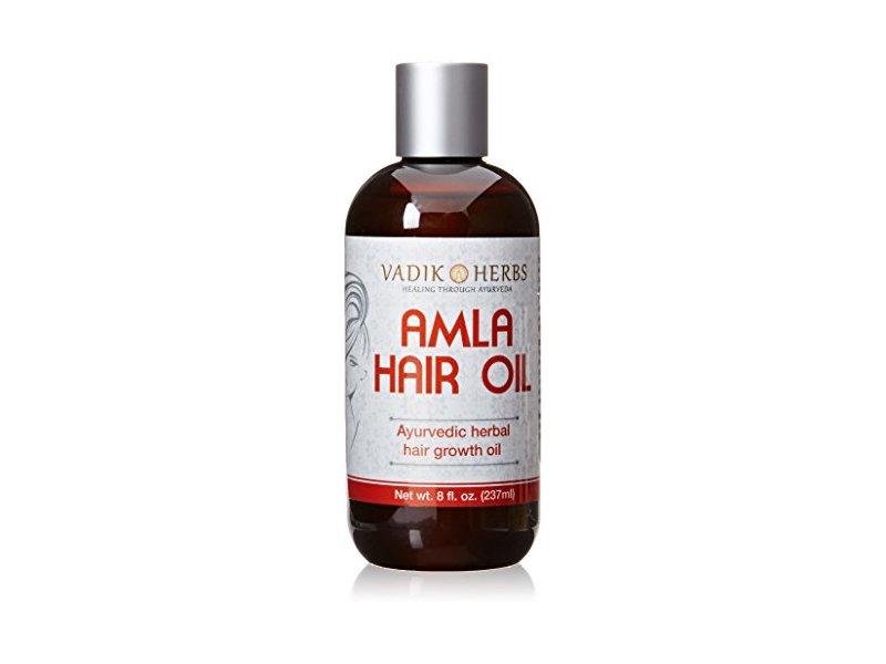 Vadik Herbs Amla Hair Oil, 8 fl oz